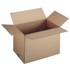 Cartons standard : - L : 55 cm - l : 35 cm - h : 31 cm